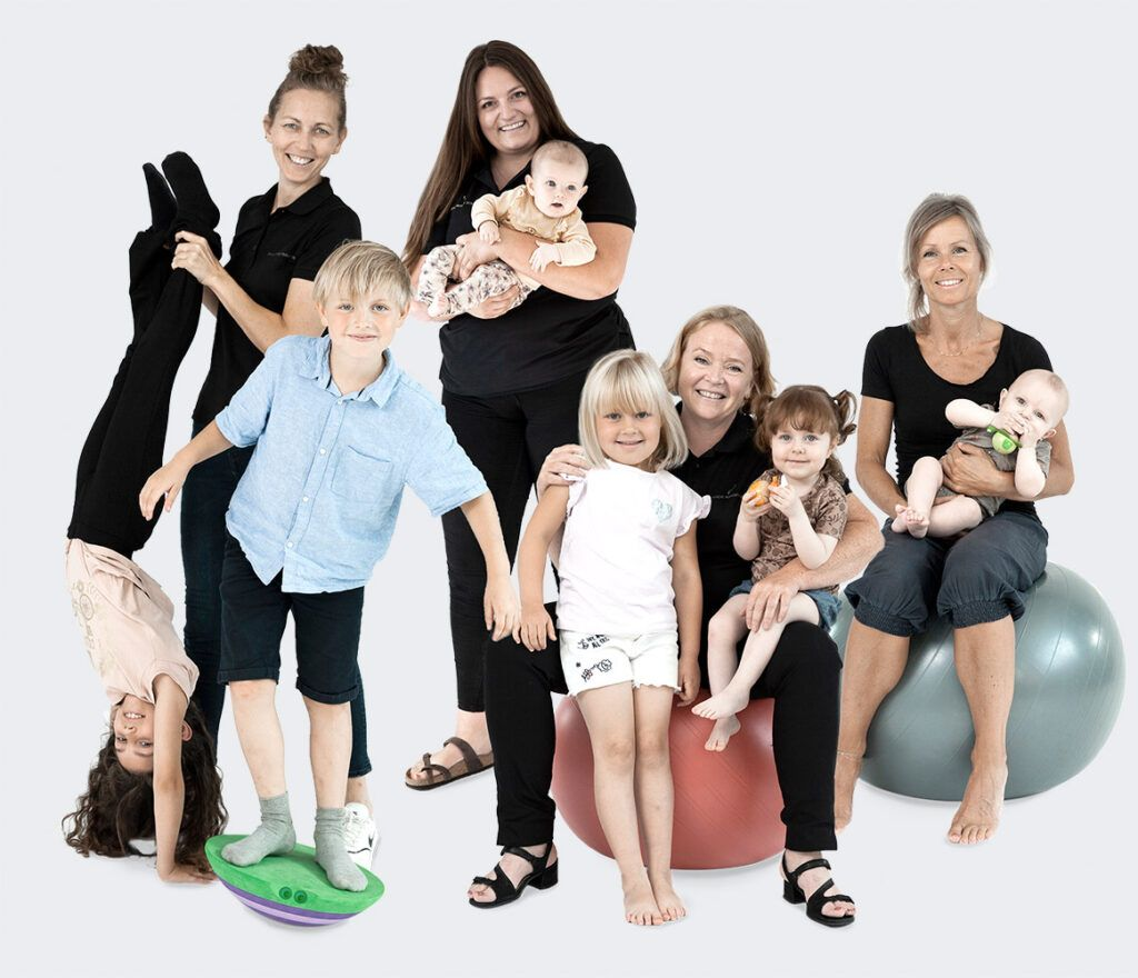 Din Børnekiropraktor team