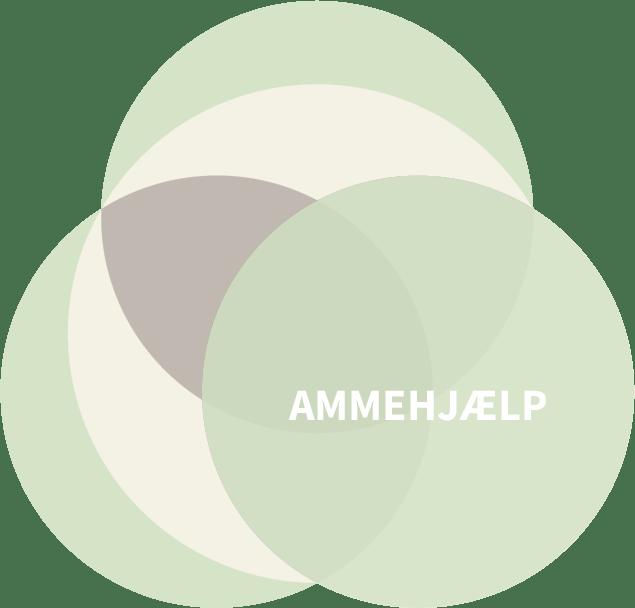 Ammehjælp - den grundlæggende behandling