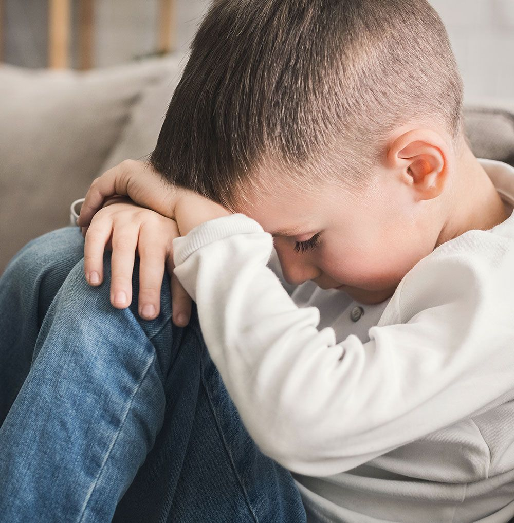 Bensmerter hos børn