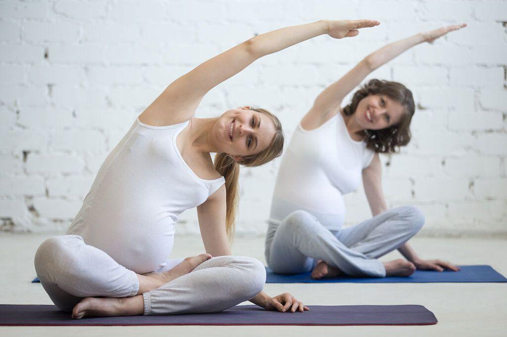 Holdtræning for gravide