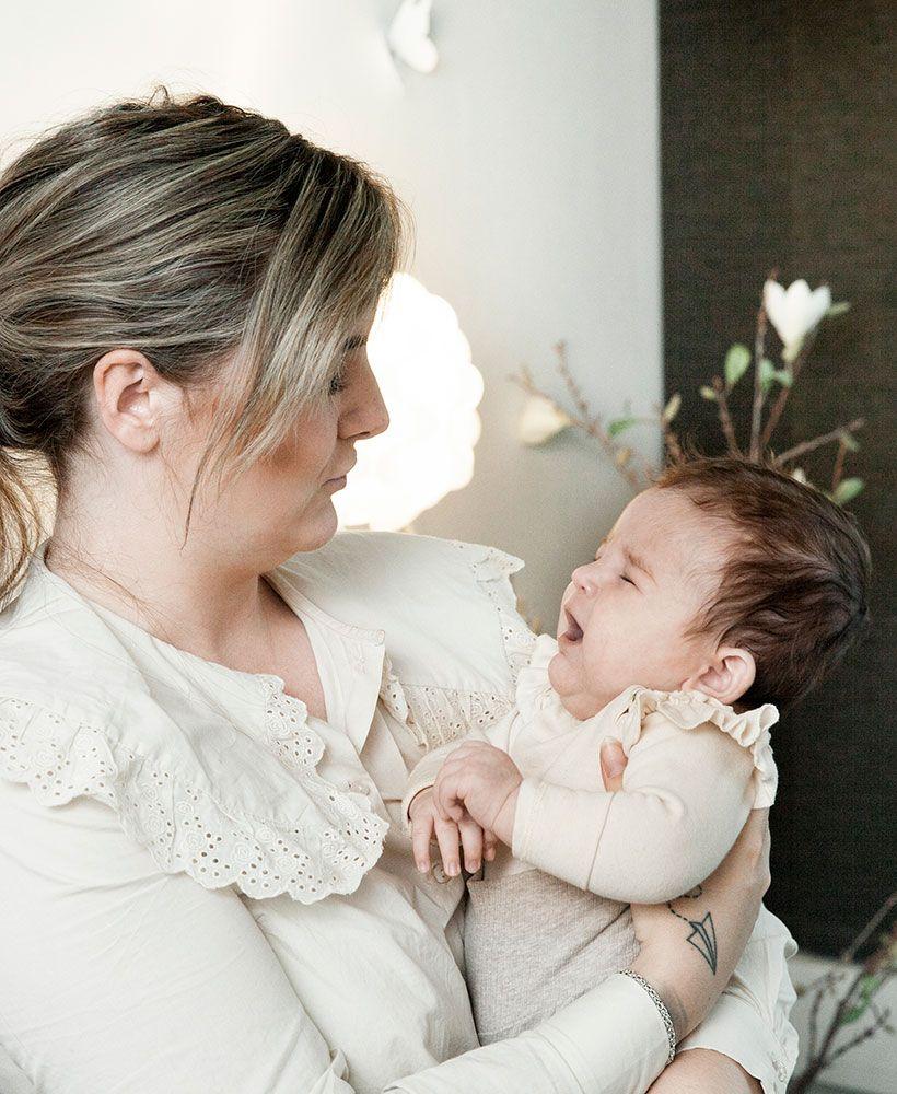 Behandling af baby med kolik