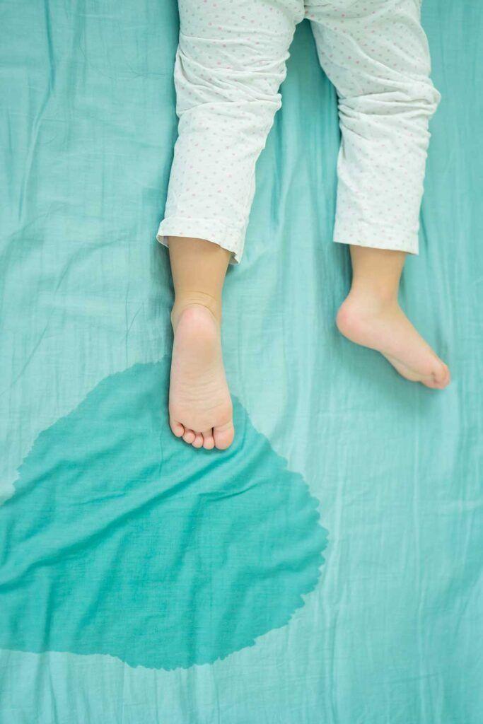 Hjælp til børn der er sengevædere
