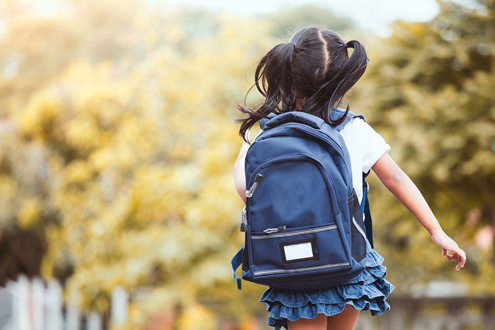 Valg af skoletaske
